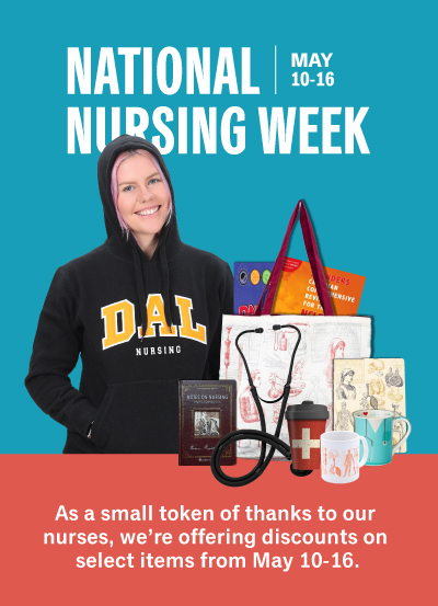 As a small token of thanks to our nurses, we're offering discounts on select items from May 10-16.