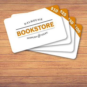 Dalhousie Bookstore Gift Cards