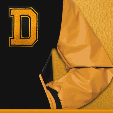 The Dalhousie Collegiate Jacket. Tradition Never Goes Out of Style.