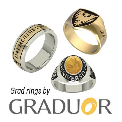 Graduor Grad Rings