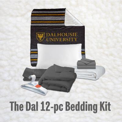 Get the Dal 12-pc bedding kit!
