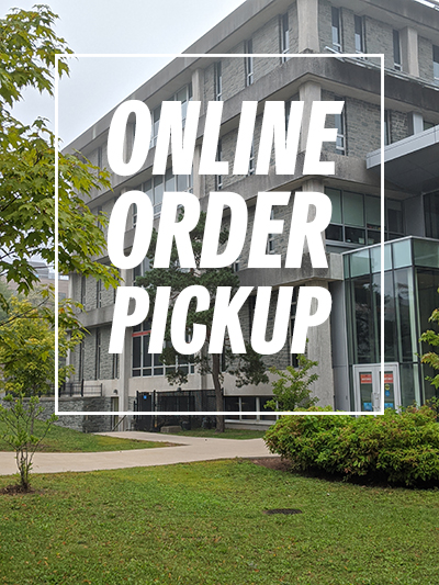 Online order pickup available at LeMarchant St. entrance