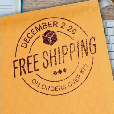 Ship clothing and giftware to anywhere in Canada from Dec. 2-20 and save the shipping fee on orders of $75 or more before tax.